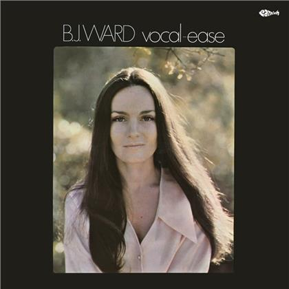 B.J. Ward - Vocal Ease (2020 Reissue, Music On Vinyl, 50th Anniversary Edition, Limited Edition, LP)