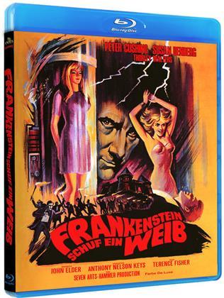 Frankenstein schuf ein Weib (1967) (Limited Edition)