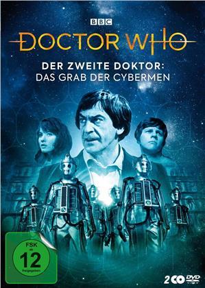 Doctor Who - Der Zweite Doktor: Das Grab der Cybermen (BBC, 2 DVDs)