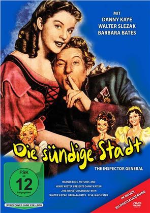 Die sündige Stadt (1949) (Restaurierte Fassung)