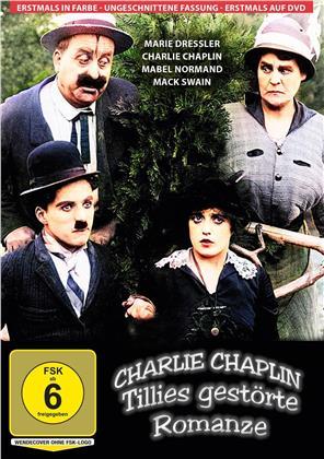 Charlie Chaplin - Tillies gestörte Romanze (1914) (Uncut)
