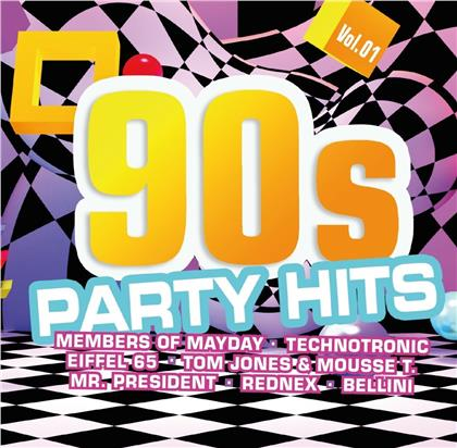 90s Party Hits Vol.1 (2 CDs)