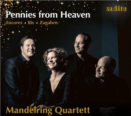 Mandelring Quartet - Pennies From Heaven - Encores - Bis - Zugaben