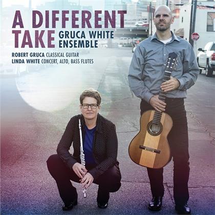 Gruca White Ensemble, Linda White & Robert Gruca - Different Take