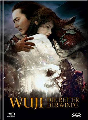 Wu Ji - Die Reiter der Winde (2005) (Cover B, Limited Edition, Mediabook, Blu-ray + 2 DVDs)