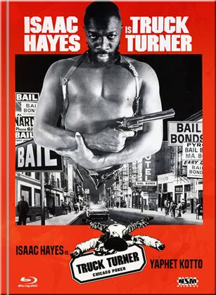 Truck Turner (1974) (Cover B, Limited Edition, Mediabook, Blu-ray + DVD)