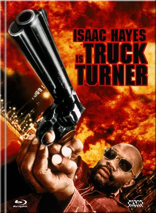 Truck Turner (1974) (Cover C, Limited Edition, Mediabook, Blu-ray + DVD)