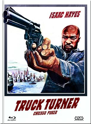 Truck Turner (1974) (Cover E, Limited Edition, Mediabook, Blu-ray + DVD)