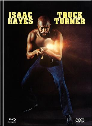 Truck Turner (1974) (Cover F, Limited Edition, Mediabook, Blu-ray + DVD)