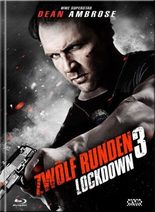 Zwölf Runden 3: Lockdown (2015) (Cover A, Limited Edition, Mediabook, Blu-ray + DVD)