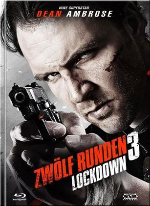 Zwölf Runden 3: Lockdown (2015) (Cover C, Limited Edition, Mediabook, Blu-ray + DVD)