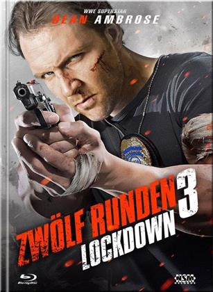 Zwölf Runden 3: Lockdown (2015) (Cover D, Limited Edition, Mediabook, Blu-ray + DVD)