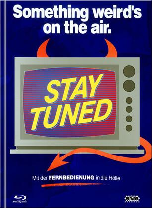 Stay Tuned - Mit der Fernbedienung in die Hölle (1992) (Cover C, Limited Edition, Mediabook, Blu-ray + DVD)