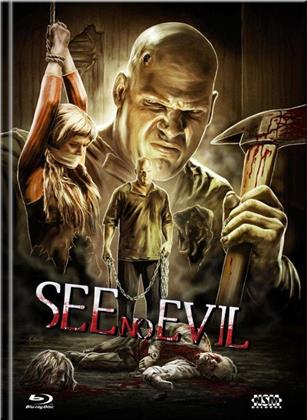 See No Evil (2006) (Cover C, Limited Edition, Mediabook, Uncut, Blu-ray + DVD)
