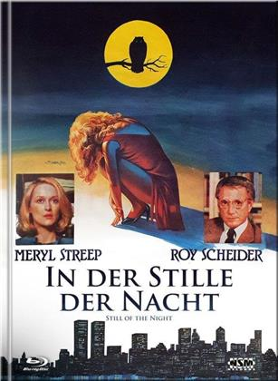 In der Stille der Nacht (1983) (Cover B, Limited Edition, Mediabook, Blu-ray + DVD)