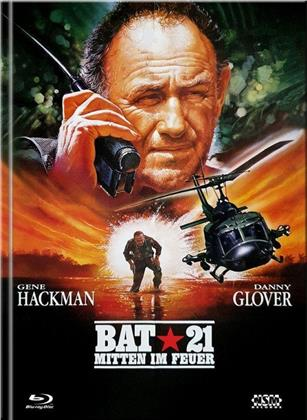 Bat 21 - Mitten im Feuer (1988) (Cover A, Limited Edition, Mediabook, Blu-ray + DVD)