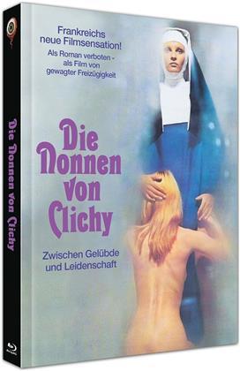 Die Nonnen von Clichy (1973) (Cover A, Limited Collector's Edition, Mediabook, 2 Blu-rays)