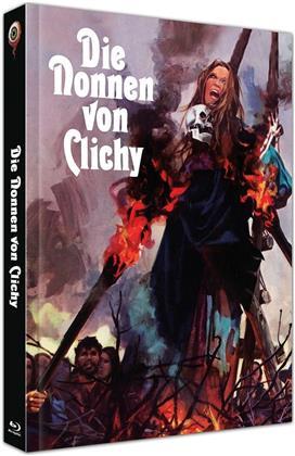 Die Nonnen von Clichy (1973) (Cover B, Limited Collector's Edition, Mediabook, 2 Blu-rays)