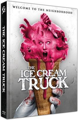 The Ice Cream Truck (2017) (Cover A, Limited Edition, Mediabook, Uncut, Blu-ray + DVD)