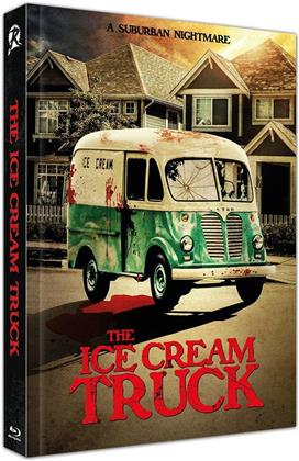 The Ice Cream Truck (2017) (Cover B, Limited Edition, Mediabook, Uncut, Blu-ray + DVD)
