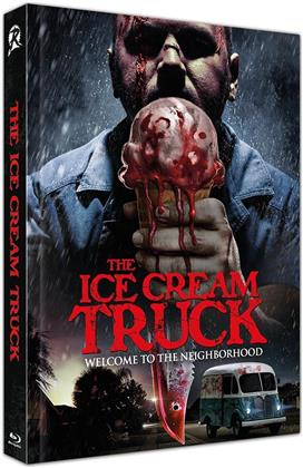 The Ice Cream Truck (2017) (Cover C, Limited Edition, Mediabook, Uncut, Blu-ray + DVD)
