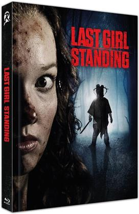 Last Girl Standing (2015) (Cover A, Limited Edition, Mediabook, Uncut, Blu-ray + DVD)