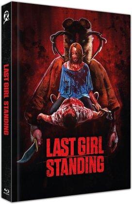 Last Girl Standing (2015) (Cover B, Edizione Limitata, Mediabook, Uncut, Blu-ray + DVD)