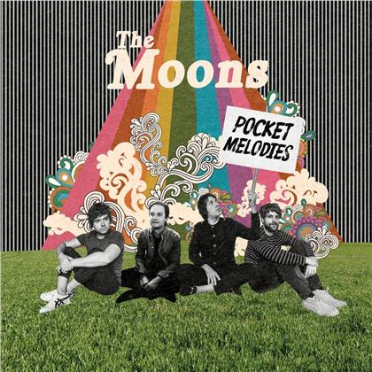 The Moons - Pocket Melodies (LP)