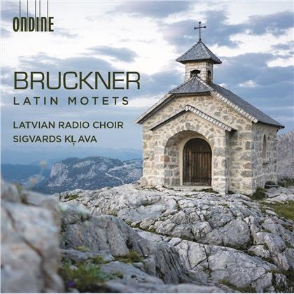 Anton Bruckner (1824-1896), Sigvards Klava & Latvian Radio Choir - Latin Motets