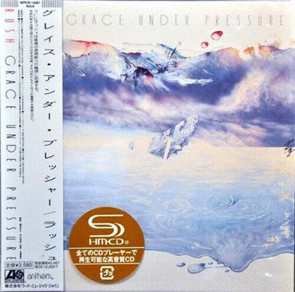 Rush - Grace Under Pressure (Japanese Mini-LP Sleeve, Japan Edition)