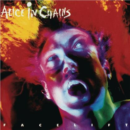 Alice In Chains - Facelift (2020 Reissue, 30th Anniversary Edition, LP)