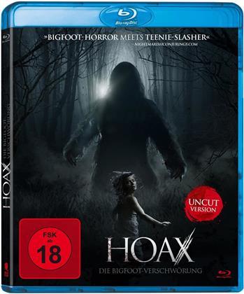Hoax - Die Bigfoot-Verschwörung (2019)