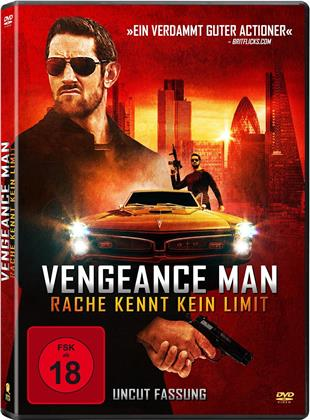 Vengeance Man - Rache kennt kein Limit (2018) (Uncut)