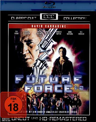 Future Force 1 & 2 (HD-Remastered, Classic Cult Collection, Uncut)