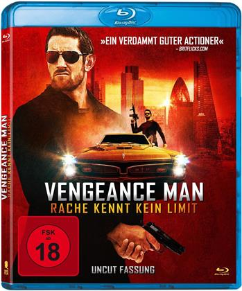 Vengeance Man - Rache kennt kein Limit (2018)