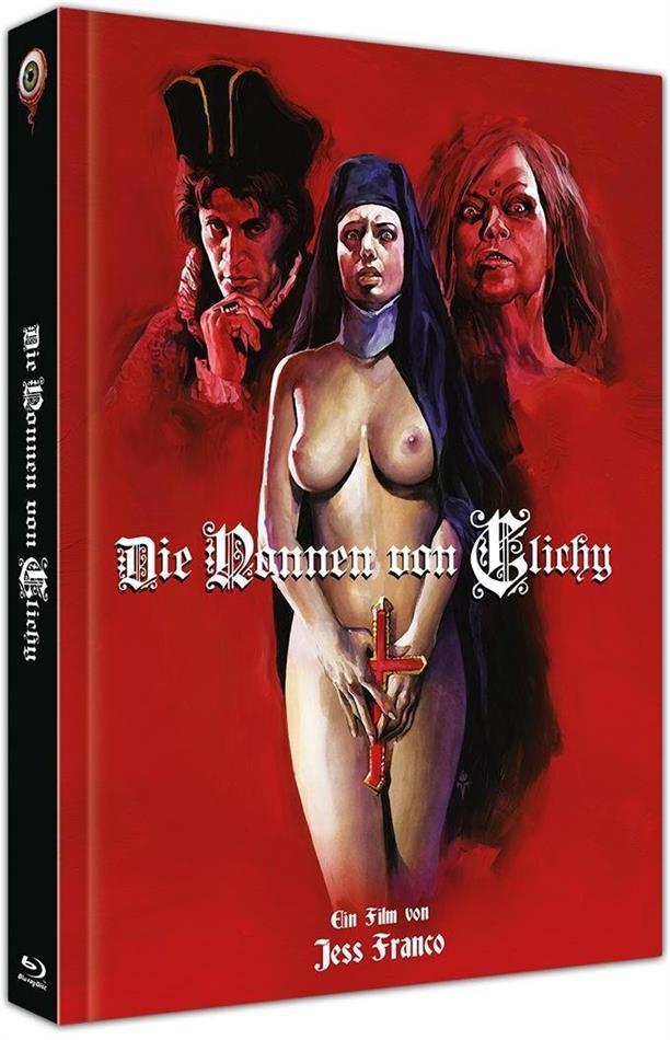 Die Nonnen von Clichy (1973) (Cover C, Limited Collector's Edition, Mediabook, 2 Blu-rays)