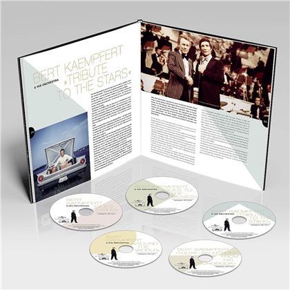 Bert Kaempfert - Today & Yesterday - The Bert Kaempfert Anthology (Deluxe Edition, 5 CDs)