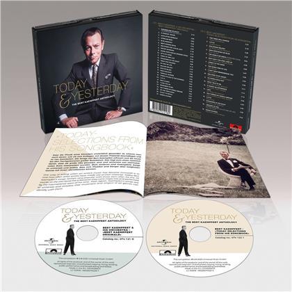 Bert Kaempfert - Today & Yesterday - The Bert Kaempfert Anthology (2 CDs)