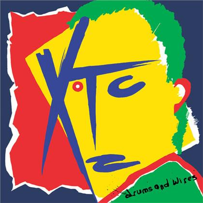 """XTC - Drums And Wires (2020 Reissue, LP + 7"""" Single)"""
