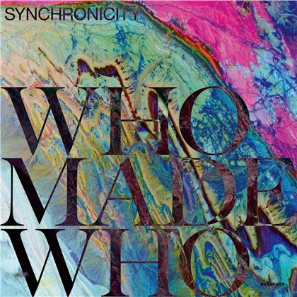 WhoMadeWho - Synchronicity (2 LPs)