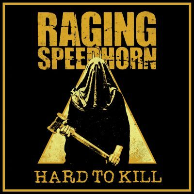 Raging Speedhorn - Hard To Kill (Splatter Vinyl, LP)