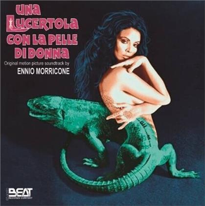 Ennio Morricone (1928-2020) - Una Lucertola Con La Pelle Di Donna - OST (2 CDs)