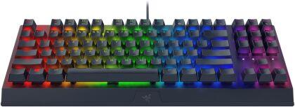 Razer BlackWidow V3 Tenkeyless Gaming Keyboard - (Yellow Switch) [US Layout]
