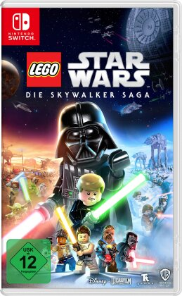 Lego Star Wars - Skywalker Saga (German Edition)