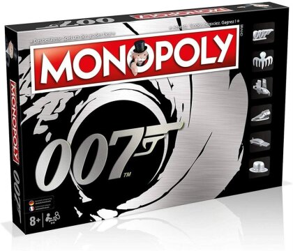 Monopoly James Bond (d/f)
