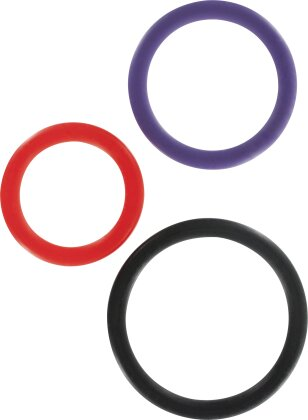 Triple Rings Multicolor