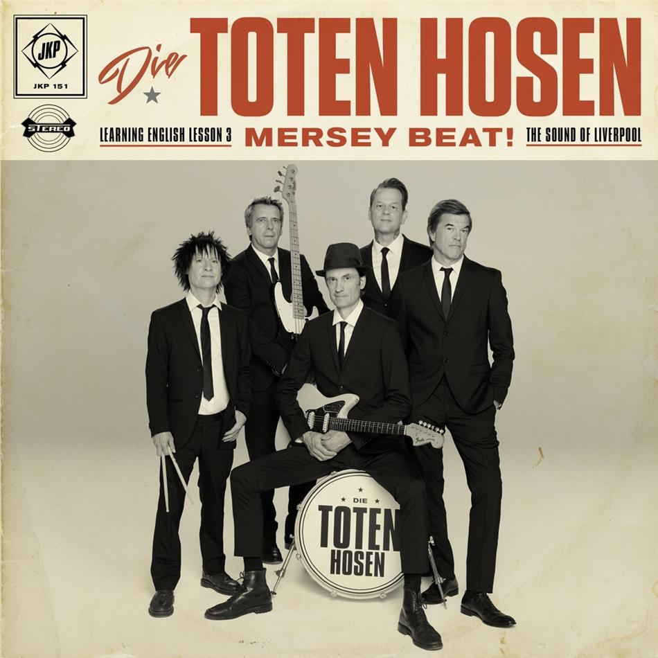 Die Toten Hosen - Learning English Lesson 3: MERSEY BEAT!