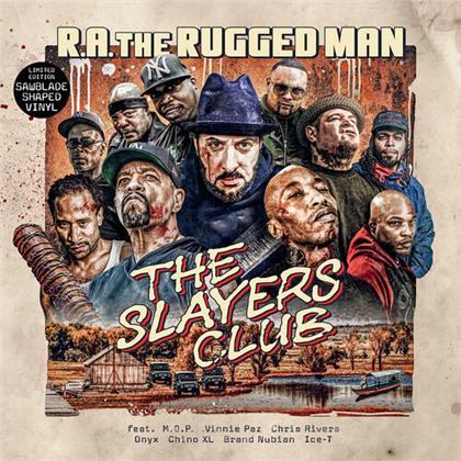 "R.A. The Rugged Man - Slayers Club (10"" Maxi)"