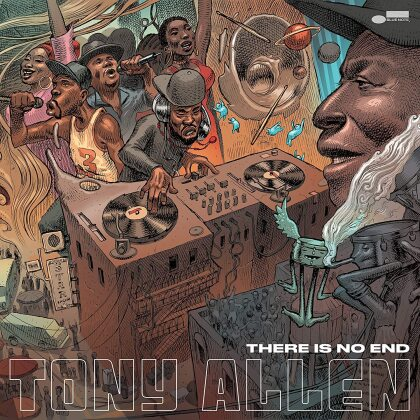 Tony Allen - There Is No End (2 LPs)