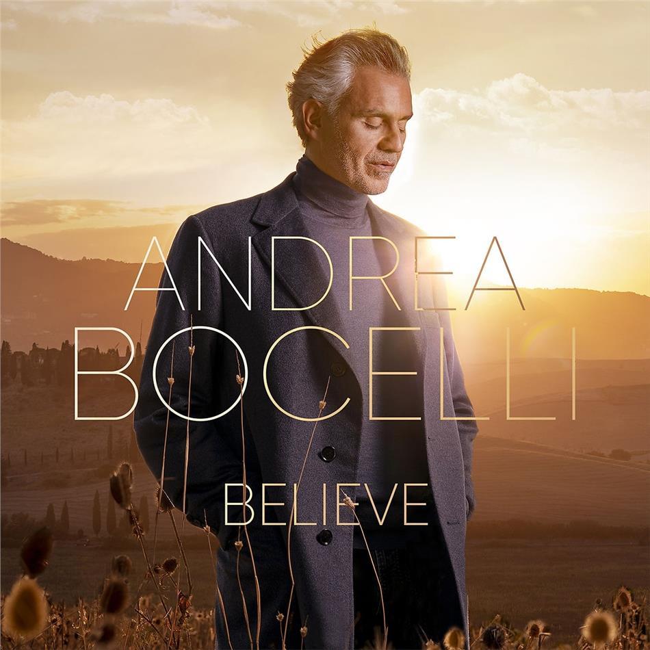 Andrea Bocelli - Believe (Deluxe Edition)
